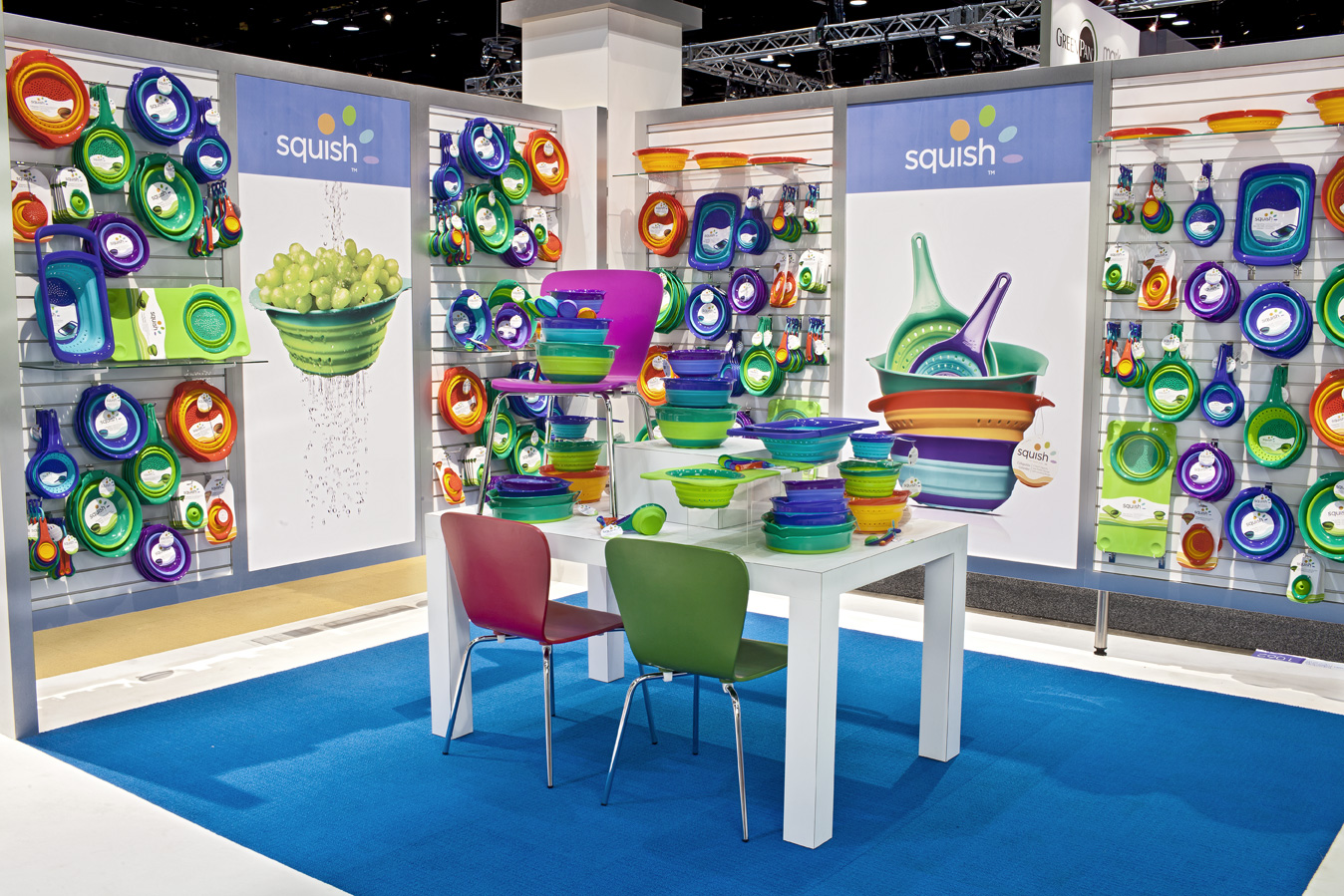 Squish launch at International Housewares show