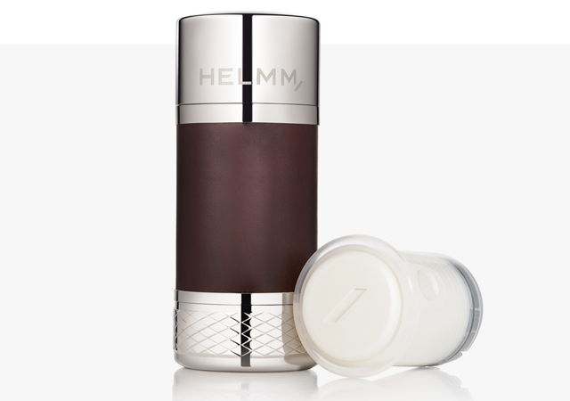 Helmm Refillable Deodorant System